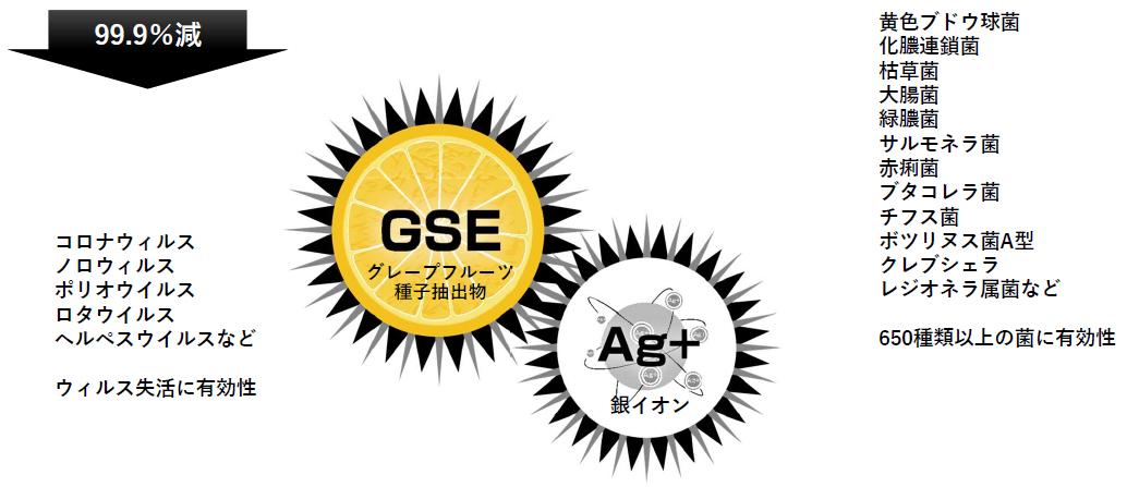 パトラス,持続性除菌スプレー,GSE,Ag+,コロナウイルス,ノンアルコール,SARS-Cov-2,COVID-19,アジェンズ